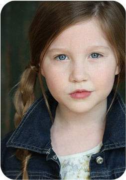 Ella Anderson - IMDb photo by Kenneth Dolin