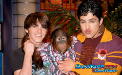 Merry Christmas Drake And Josh Monkey.Happy Birthday Drake
