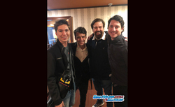 Paul Butcher, Matt Underwood, Dan Schneider, Sean Flynn