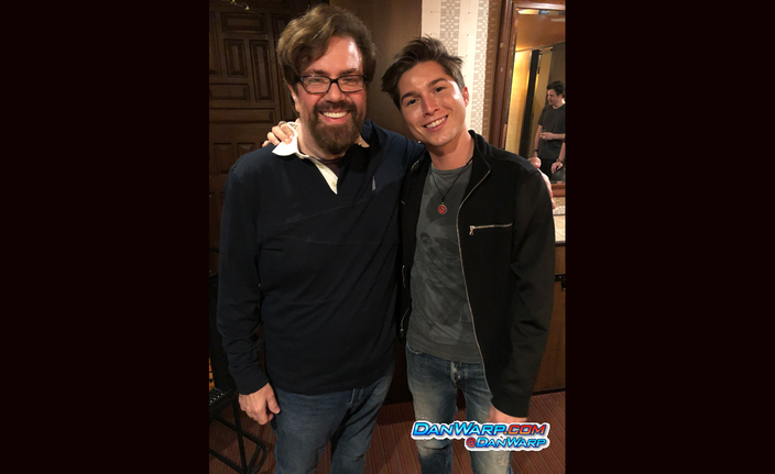 Dan Schneider and Paul Butcher