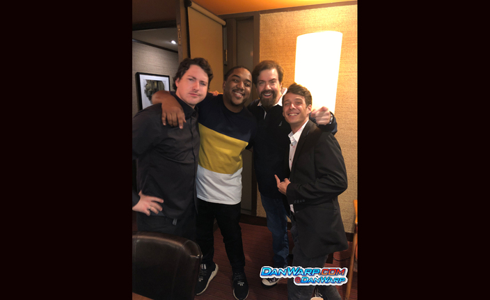 Sean Flynn, Chris Massey, Dan Schneider, Matt Underwood