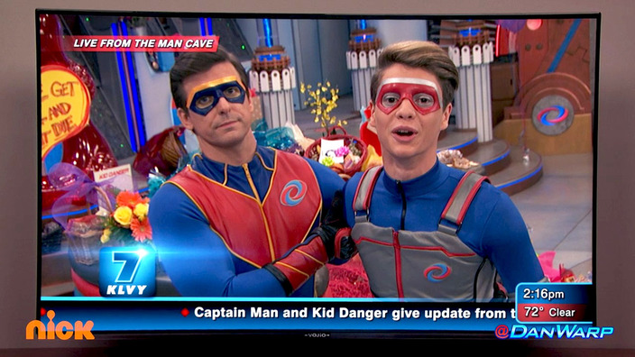 The Adventures Of Kid Danger Theme Song
