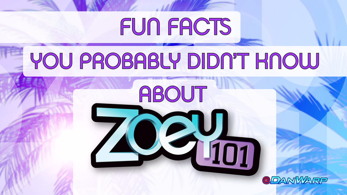 Zoey 101 Fun Facts