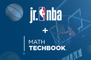 Discovery Education Math Techbook + Jr. NBA