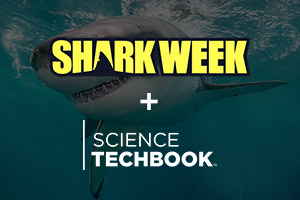 Discovery Education Techbook + Shark Week