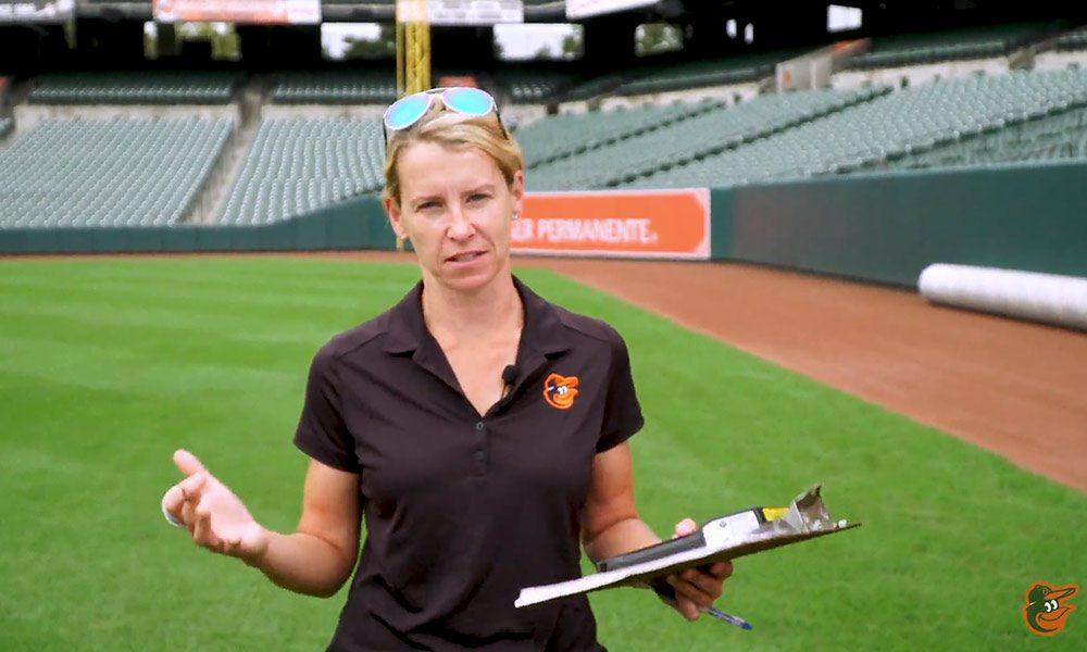 Video still of MLB STEM Career Profile Nicole Sherry
