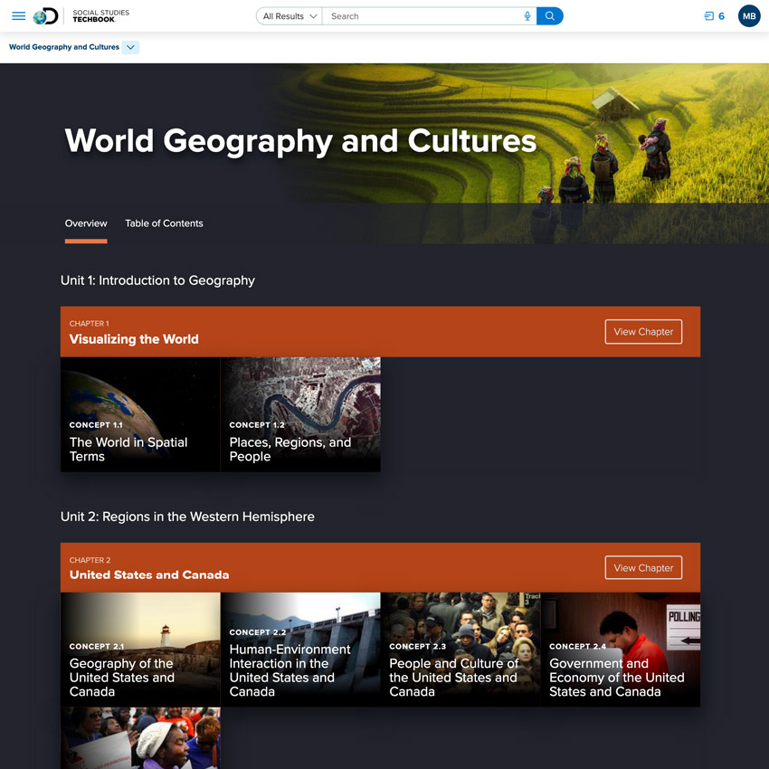 Digital Social Studies Textbooks & Curriculum | Discovery