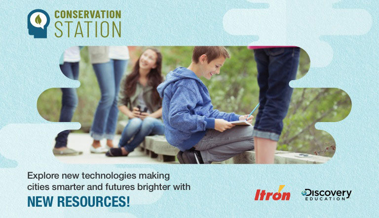 Itron and Discovery Education Launch National Effort to Advance Conservation, Applied-Learning, Technology and STEM Education
