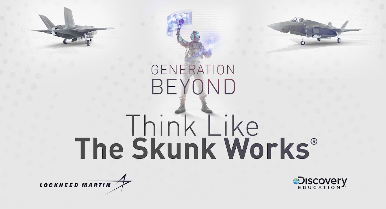 High-School Students around the U.S. Take Virtual STEM Field Trip to Lockheed Martin's Famous Skunk Works®
