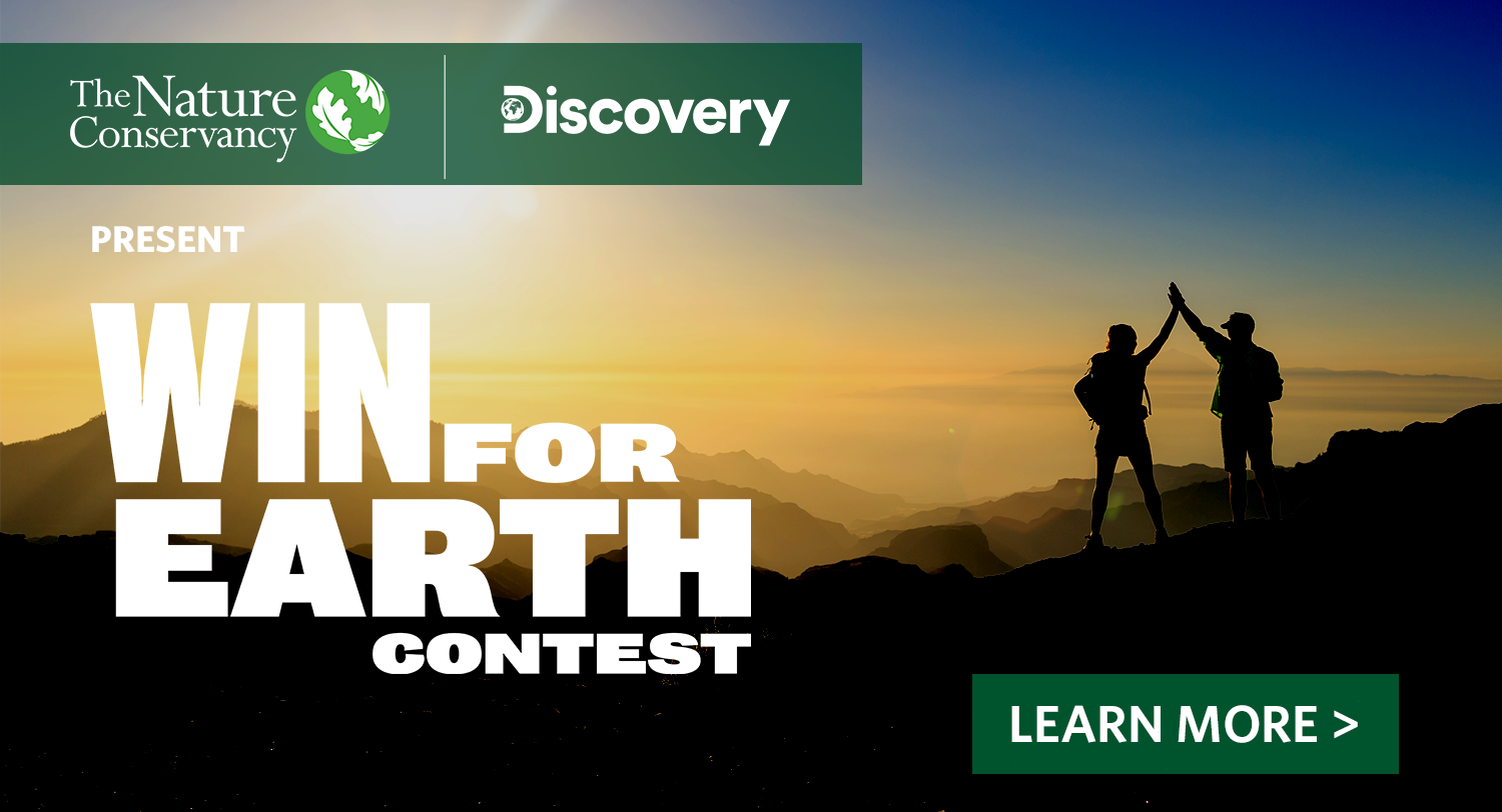 Win for Earth Contest