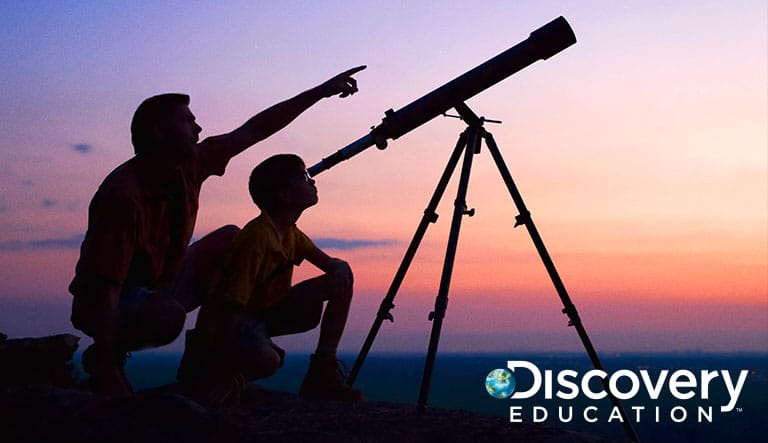 Captivating New Content from the National Science Foundation, Animal Planet, and More Now Available in Discovery Education Experience and the Discovery Education Techbooks