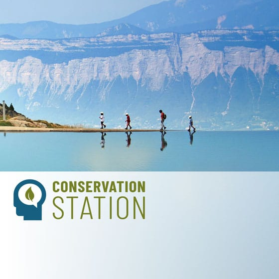 Conservation Station: Creating a More Resourceful World
