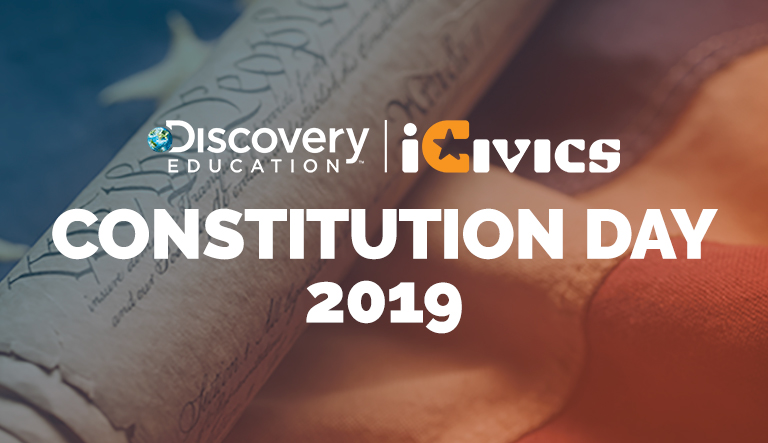 iCivics and Discovery Education Invite Students and Teachers to Explore the United States Constitution and Their Constitutional Rights Through a Unique Virtual Viewing Party