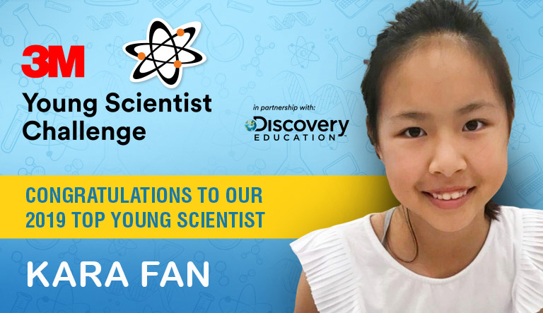 14-Year-Old Named America's Top Young Scientist