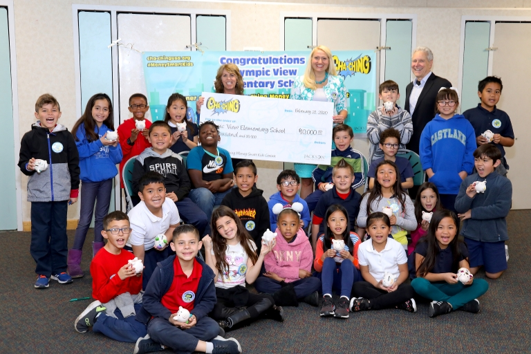Jackson Charitable Foundation Announces the 2019 Cha-Ching Money Smart Kids! Contest Winner