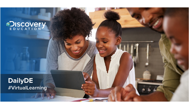 Discovery Education Announces New Parent Toolkit Supporting Homebound Students