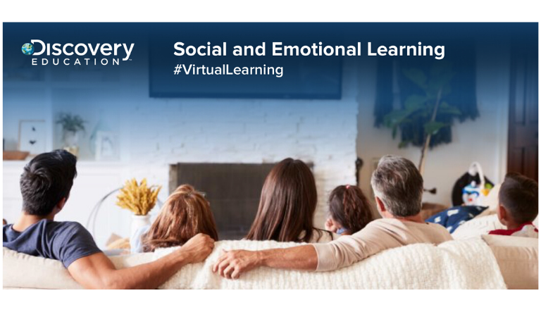Resources from Discovery Education and Its Partners Available to Help Families and Students Promote Happiness During the COVID-19 Crisis
