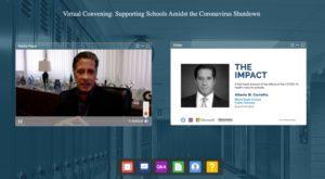 Virtual Convening: Supporting Schools Amidst the Coronavirus Shutdown