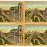 Brooklyn Bridge Plaza & Post Office 4 Unused VINTAGE postcards