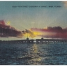 LP39 Sunset View, 79th Street Causeway, Miami, Florida, FL, postcard.