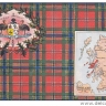 Map, Maclean clan, Scotland, 00-10s