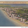 Air view, Florida's Gold Coast, Miami Beach,  Florida, 30-40s