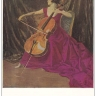 AS: Madame Suggia, Cello, Augustus John, 10-20s