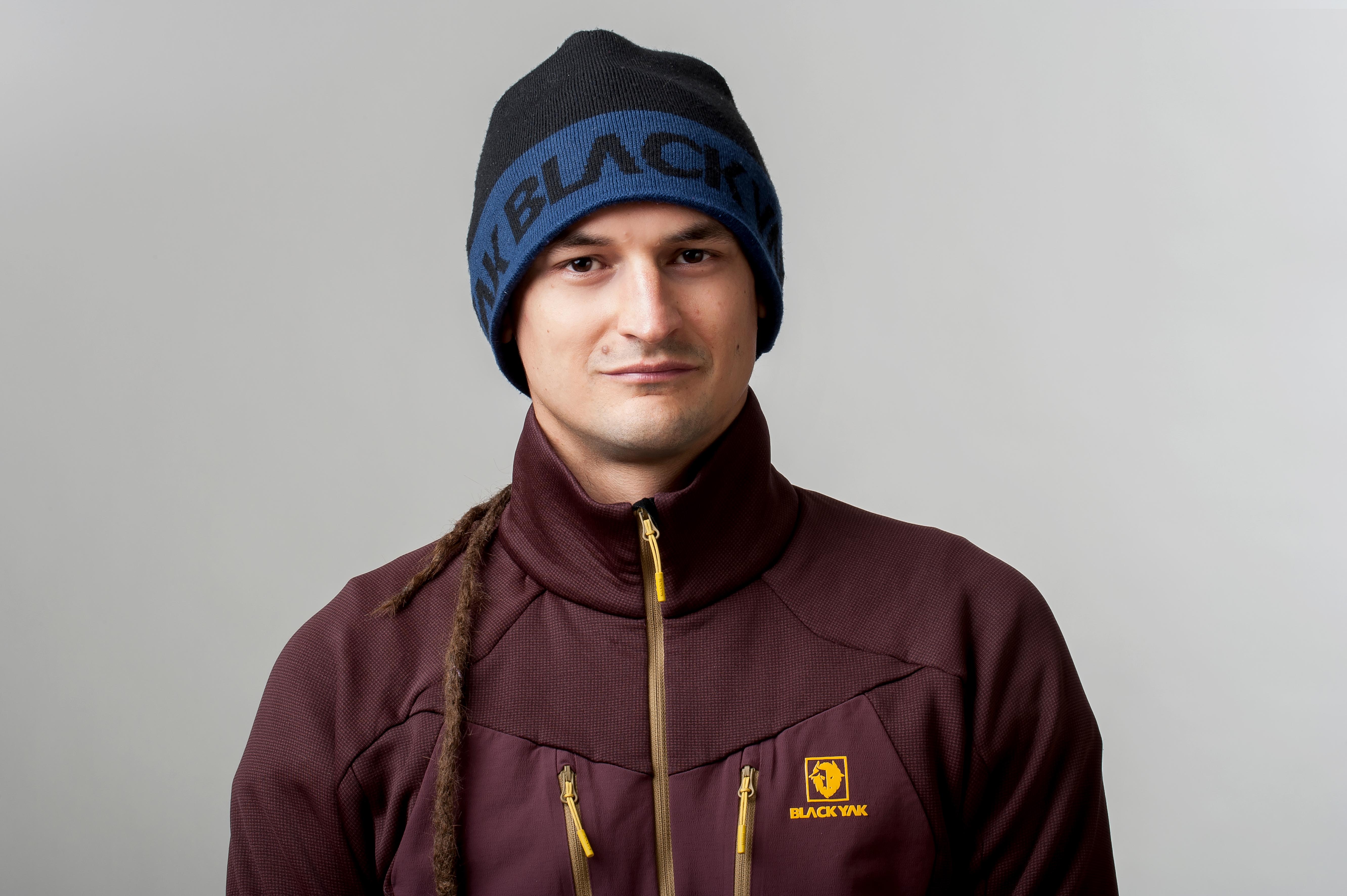 Adam Bielecki, born in Tychy, Poland, 1983