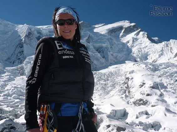 Edurne Psaban Annapurna