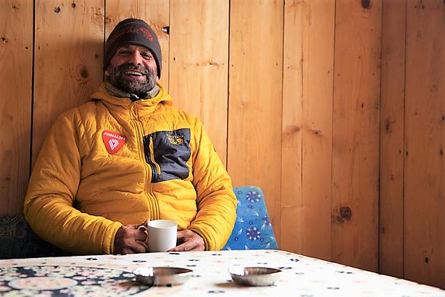 Lonnie Dupre Minnesota Arctic explorer climber for winter solo Mount Hunter