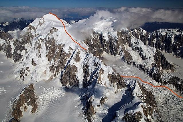 Mt Hunter Lonie Dupre next solo winter goal