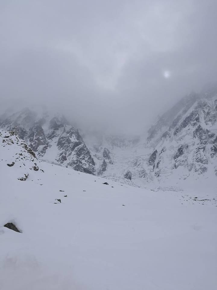 Winter Nanga parbat, March 1st, 2019.