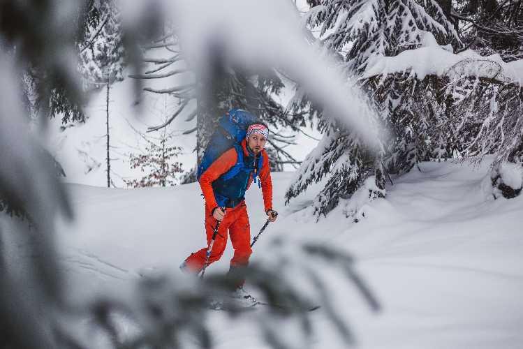 Skiing Ukraine's Carathian Mountains