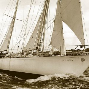 Gipsy Moth IV: The World's Most Famous Yacht is Up for Sale