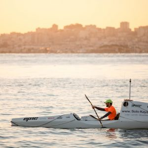 Kayaking Solo to Hawaii