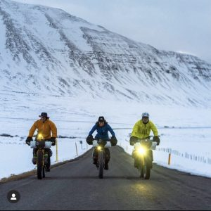 Trio Fatbike 600Km Across Iceland