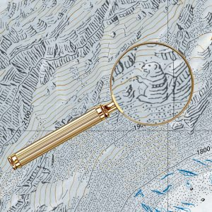 Cartographers Hid Whimsical Images in Maps