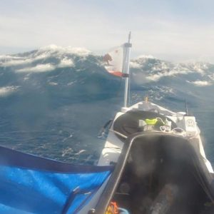 Solo Kayaker to Hawaii Rescued