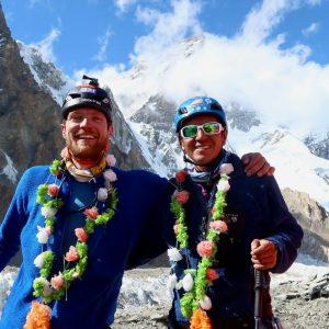 Karakorum: The Summiters, the Fallen, and the Survivors