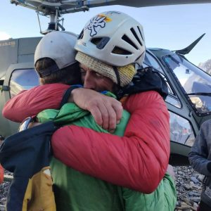 K2 Update: Tosas and Keck Rescued