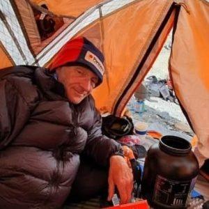 Rick Allen Dies on K2