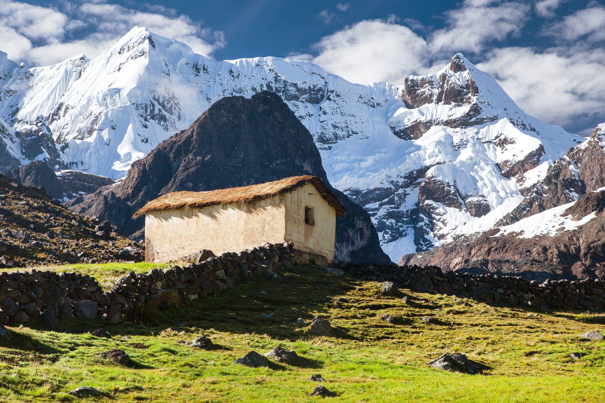 cordillera central peruvian andes first ascent