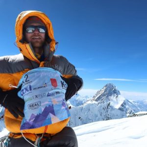 Niels Jespers on his No-O2 Climbs of K2 and Broad Peak