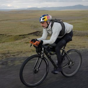 Cyclist Grinds Out New FKT Across Iceland: Over 400 Km, Less Than 20 Hours