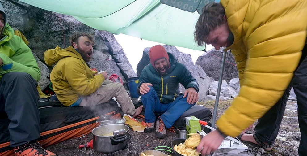 new routes in east greenland