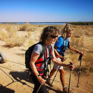 Rosie Stancer: 600km across the Aralkum Desert