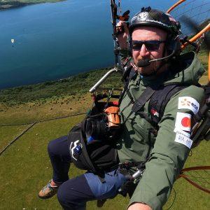 Paramotor Crash Kills Adventure Filmmaker; Severely Injures Climate Activist