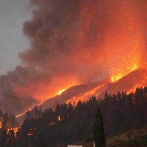 Massive Volcanic Eruption Rocks Spain's Trail-Running Paradise