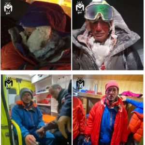 Five Dead in Lethal Storm on Mt. Elbrus