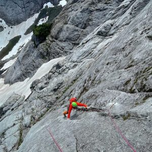 Trio's New Routes Put Potentially Unclimbed B.C. Valley on the Map
